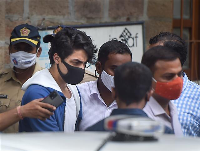 Aryan is regular consumer of drugs, says NCB; court to pass order on bail on October 20