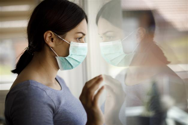 Don't bottle up pandemic-induced stress, start socialising: Experts