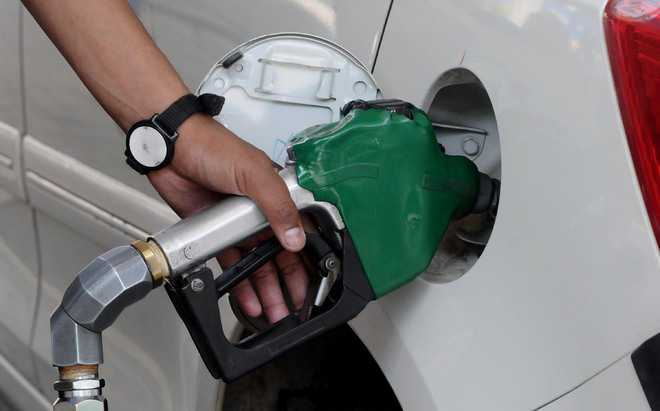 Petrol sells at Rs 119 a litre and diesel at Rs 110 a litre in Rajasthan's Ganganagar