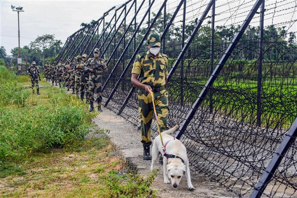 MHA empowers BSF to make raids, arrests up to 50 km from IB in Punjab, West Bengal, Assam and Tripura