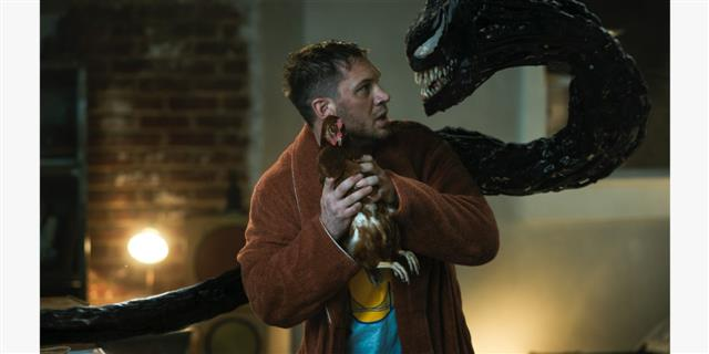 With 'Venom: Let There Be Carnage' released theatrically, trade has its hopes high