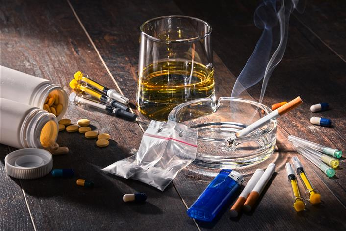Substance use disorder may up risk of Covid breakthrough infections