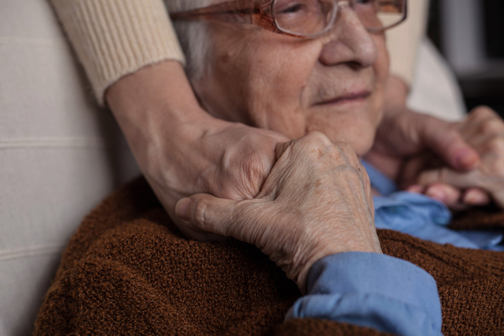 Alzheimer's and Covid-19 share a genetic risk factor