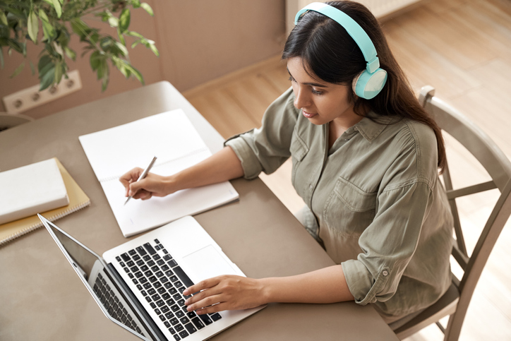 At-home testing option for IELTS
