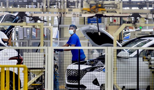 IIP grows 11.9 in August on low-base effect, good performance by manufacturing, mining