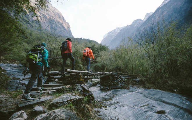 Trekking banned in Himachal's Lahaul-Spiti
