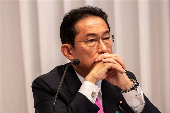 Japan dissolves Parliament, setting stage for October 31 General Election
