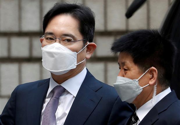 Samsung leader Jay Y Lee pleads guilty to unlawful use of sedative