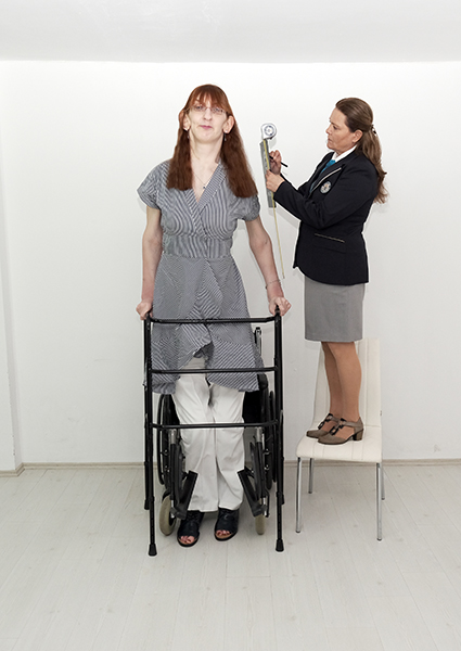 At 7 feet 7 inches, 24-year-old Rumeysa Gelgim from Turkey named world's tallest living woman