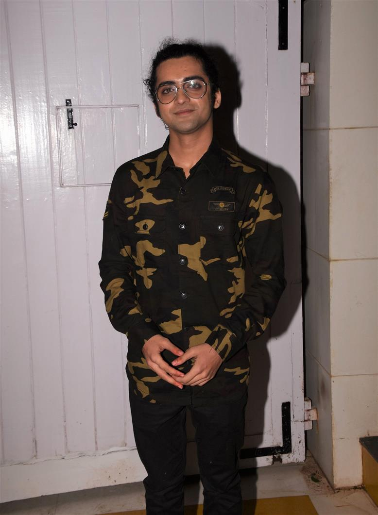Sumedh Mudgalkar loves working with a child actor
