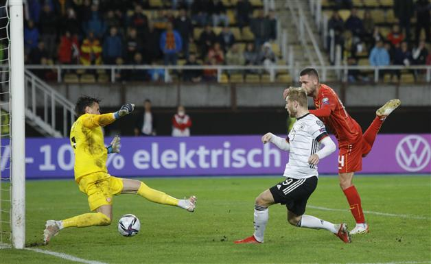 Germany qualifies for World Cup; Russia, Croatia clinch playoffs