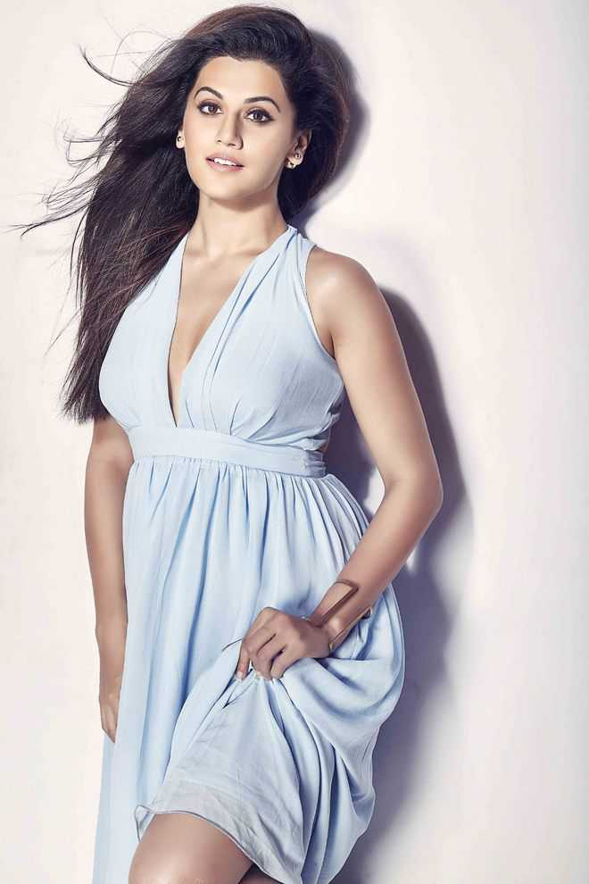 Taapsee Pannu shares why she agreed to do 'Rashmi Rocket'