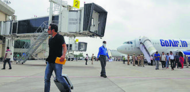 AAI given land  for expansion of Jammu airport