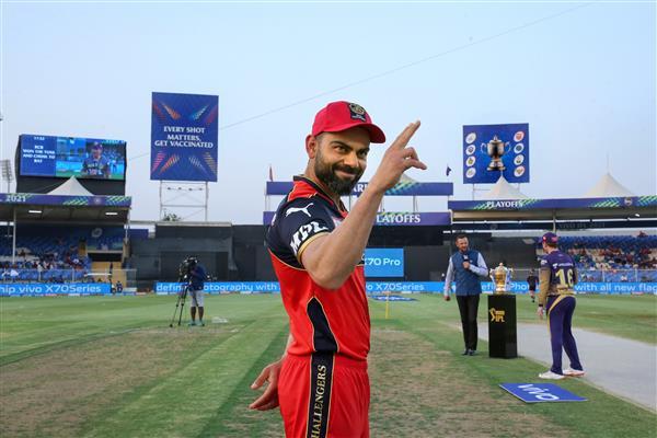 'Thank you': Virat Kohli pens a heartfelt post as RCB bow out of IPL 2021