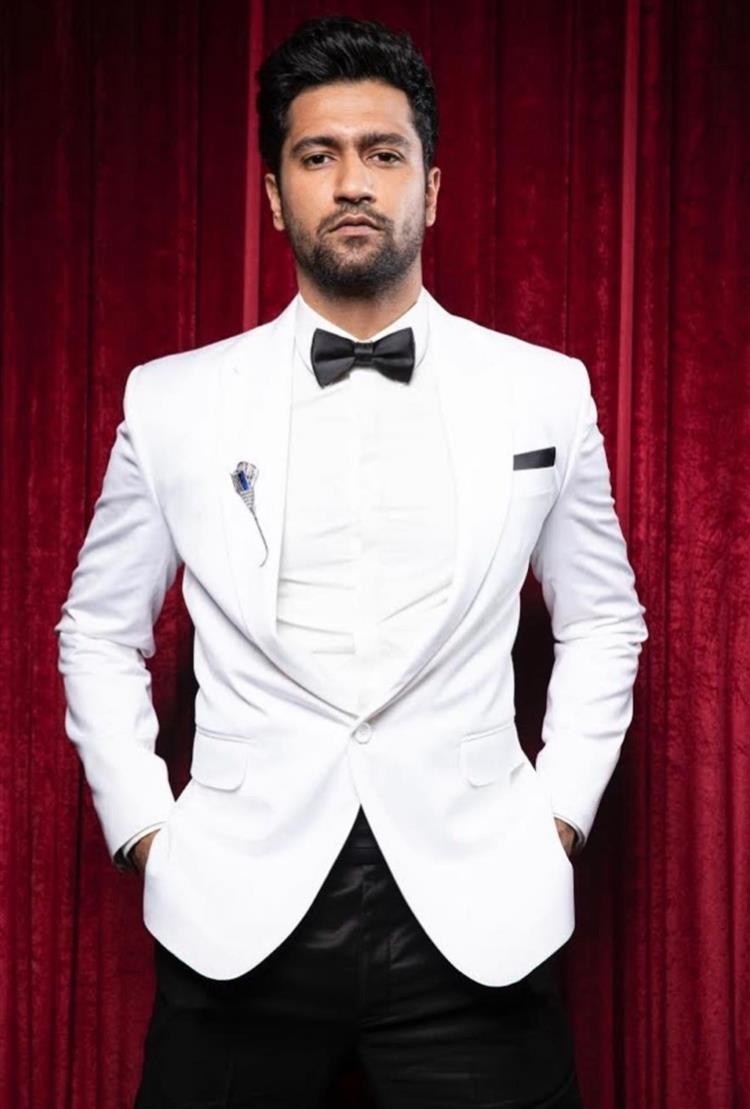 •'There is an Udham within us, says actor Vicky Kaushal who plays the revolutionary hero in Sardar Udham