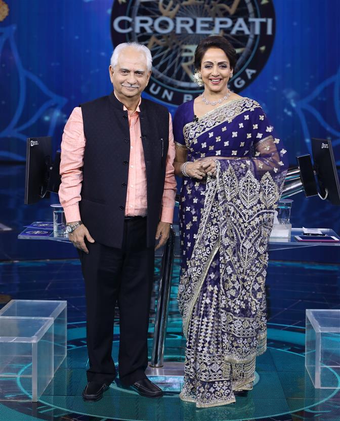 Hema Malini, Ramesh Sippy to re-live Sholay shoot on KBC 13