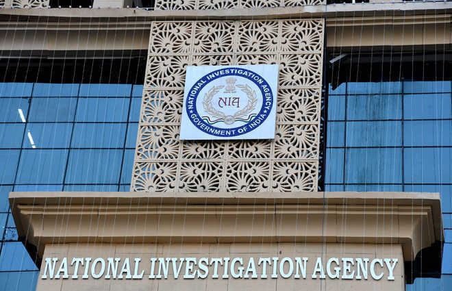 NIA arrests 4 terror associates in multiple raids in J&K