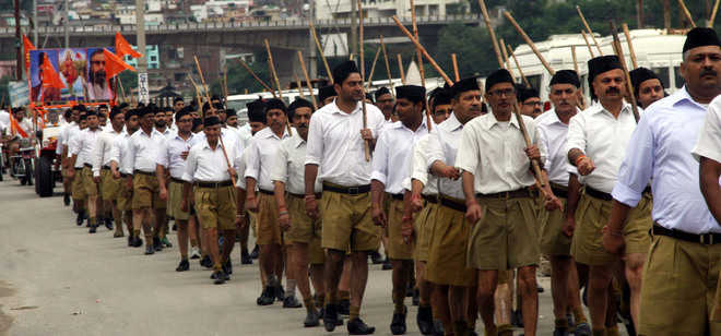 Now, Haryana government employees can participate in RSS activities