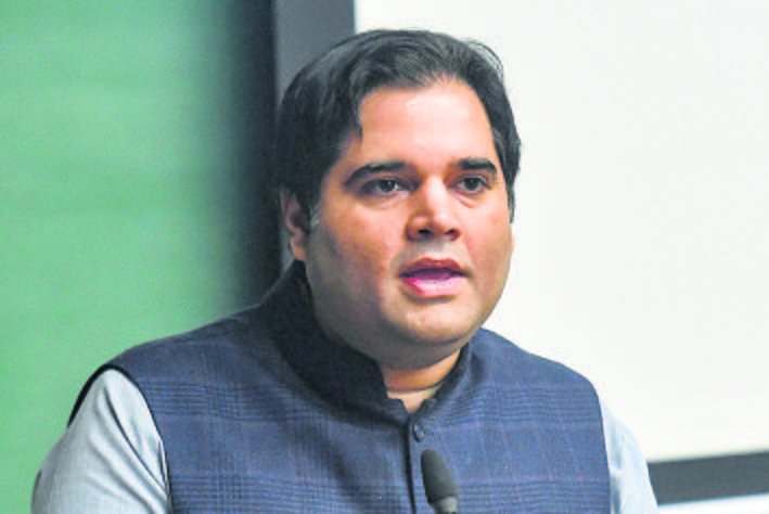 In apparent message to govt, Varun Gandhi shares clip of Vajpayee's speech in support of farmers