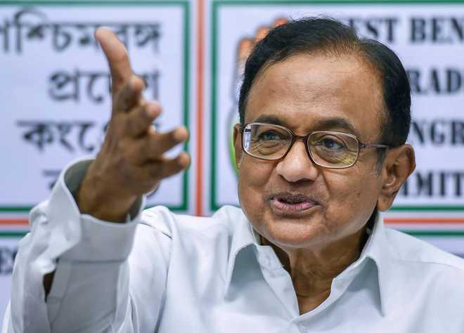 Congress will win Goa elections in 2022, Lok Sabha polls in 2024: Chidambaram