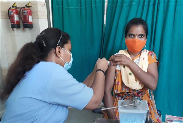 70 per cent of India's adult population administered first dose Covid-19 vaccine: Health Minister