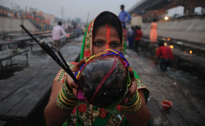 Covid situation under control in City, allow Chhath Puja celebrations: Kejriwal to LG