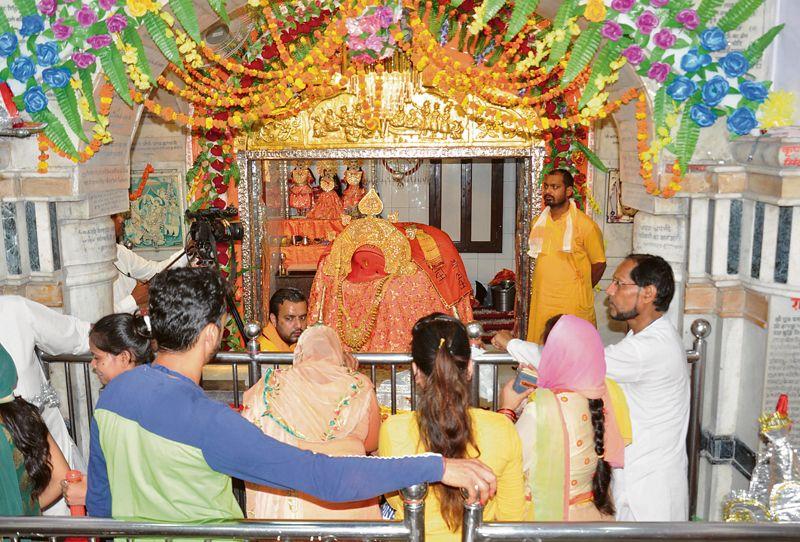 Navratri 2021: 10-day Langoor Mela begins in Amritsar