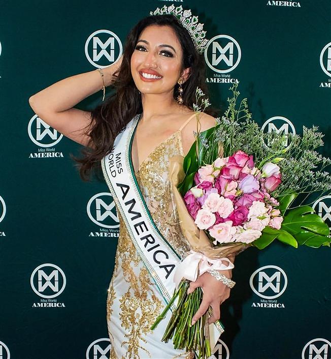 Punjab-born Shree Saini first Indo-American to represent America at Miss World contest
