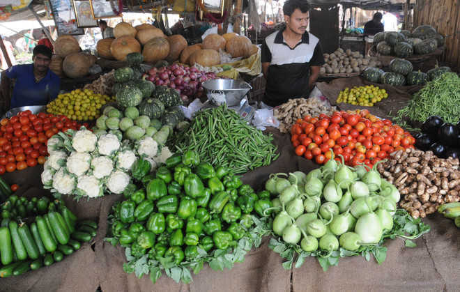 WPI inflation eases to 10.66 per cent in September on lower food prices
