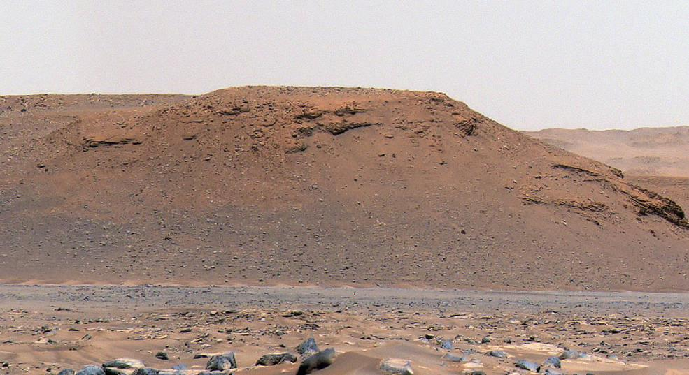 Perseverance's first major successes on Mars—an update from mission scientists