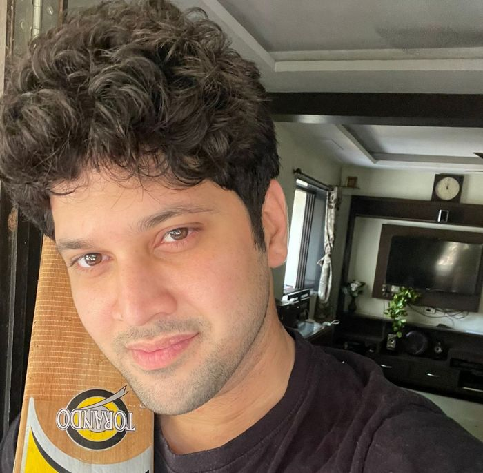 Aditya Deshmukh's first love is not acting; guess what it is!