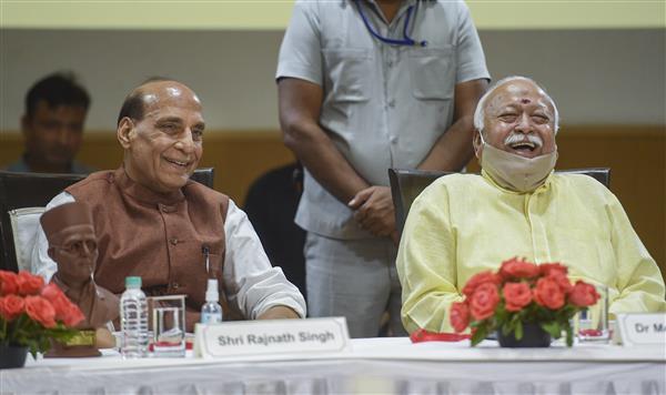 Row over Rajnath Singh's comments on Savarkar: Congress, historian Irfan Habib and Owaisi slam BJP for 'distortion of history'