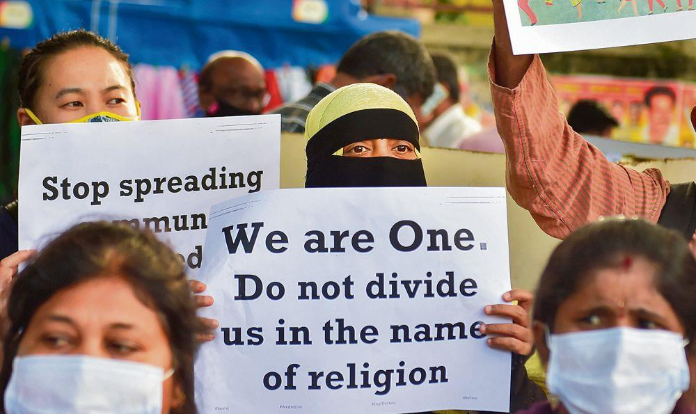 Reshaping discourse on anti-conversion laws