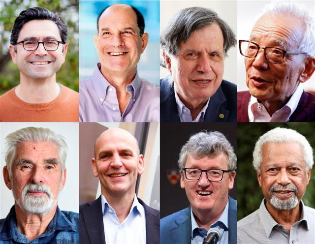 Researchers flag lack of gender diversity in science Nobels