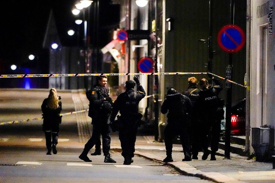 Man with bow and arrow kills 5 people in Norway; officials say appears act of terror