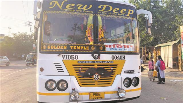 Tracking system to cover private buses: Warring