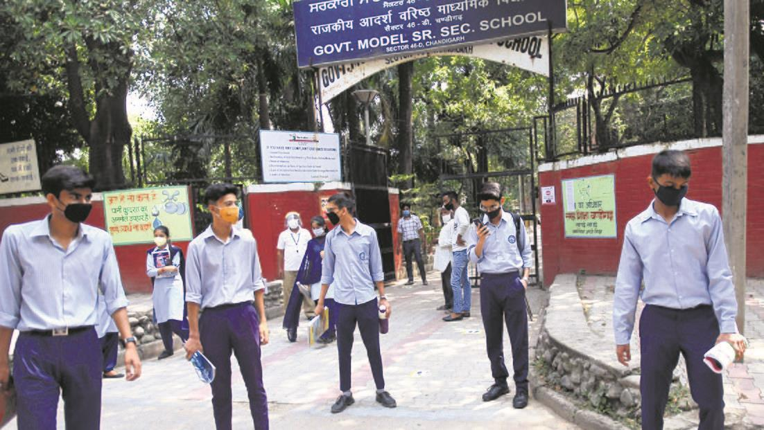 Chandigarh schools to reopen for all classes from October 18