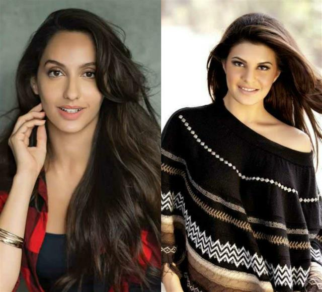 Norah Fatehi appears before ED in 'conman' money laundering case; Jacqueline Fernandes also to depose today