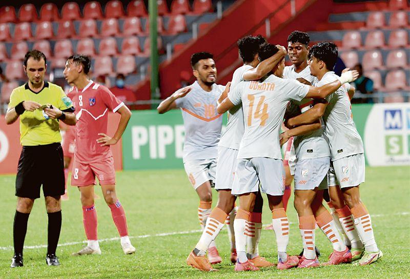 SAFF Championships: No time for fun in Maldives