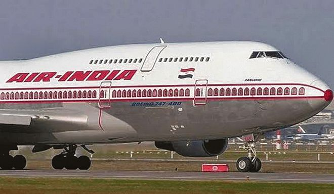 Govt issues Letter of Intent to Tatas for sale of Air India
