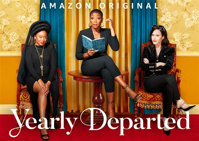 Yearly Departed will premiere this December on Prime Video