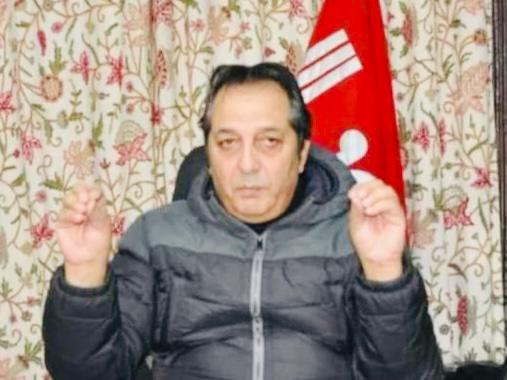 CBI raid at J&K ex-adviser's house in Srinagar, a week after he was relieved