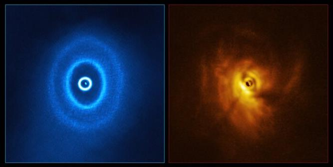 First planet to orbit 3 stars discovered