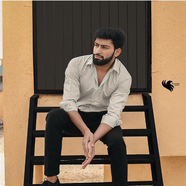 A story of grit and persistence- How actor Gourav Chaudhary got a role in a web series