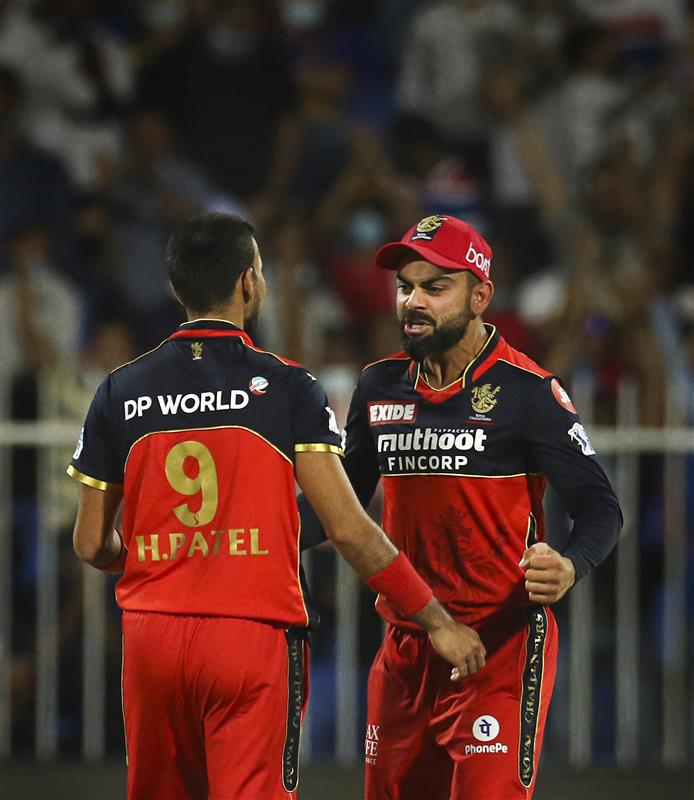 Kohli is a leader, team will celebrate his contributions: Harshal Patel