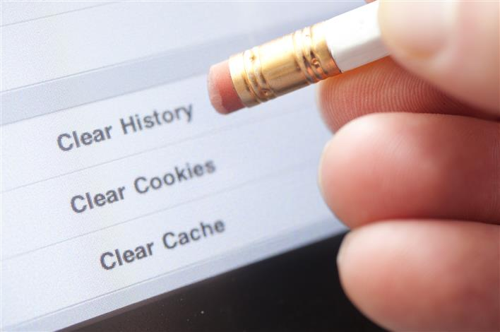 What types of people most likely to be tracked online via cookies