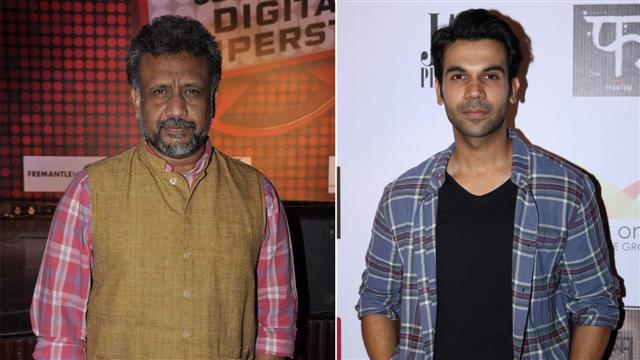 Filmmaker Anubhav Sinha and actor Rajkummar Rao come together for their next