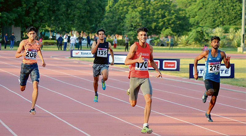 Jammu's Abrar Choudhary starting to hit his stride