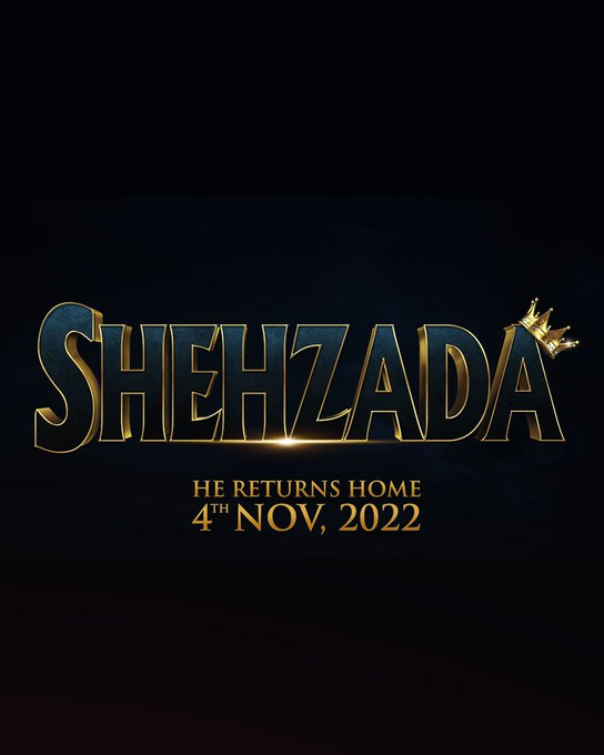 Kartik Aaryan, Kriti Sanon-starrer 'Shehzada' to release on November next year