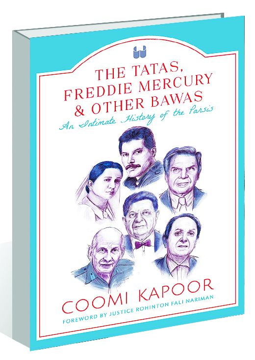 Coomi Kapoor's heartwarming chronicle of Parsis, then & now